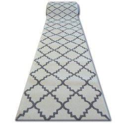 килим бегач SKETCH F343 бяло/сиво